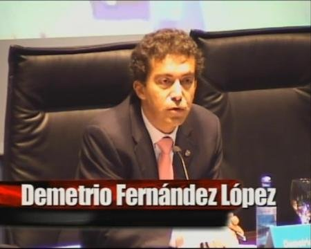 Demetrio Femández López. - I Foro sobre Empleo Público